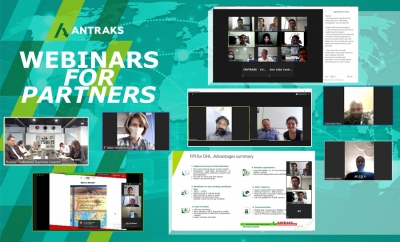 Webinars for Partners and End-Customers